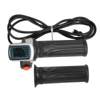 Voilamart 36V Electric Bicycle Twist Throttle Kit Ebike Conversion Accessories-Only for the kit without LCD display